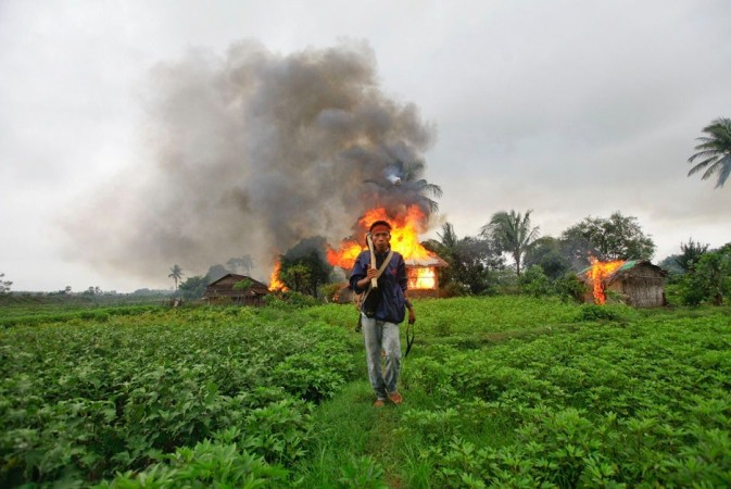 Rakhine man
