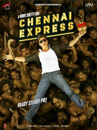 Chennai Express poster released