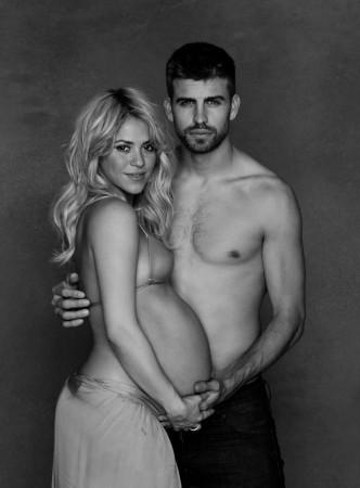 Shakira, Pique
