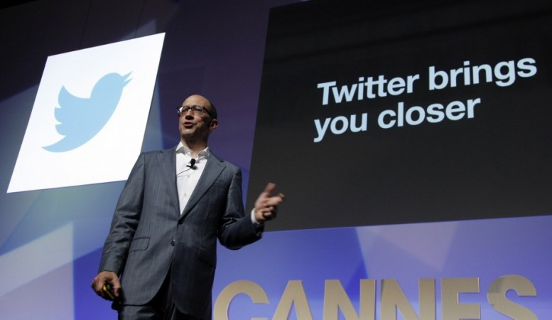 Twitter's CEO Dick Costolo (Reuters)