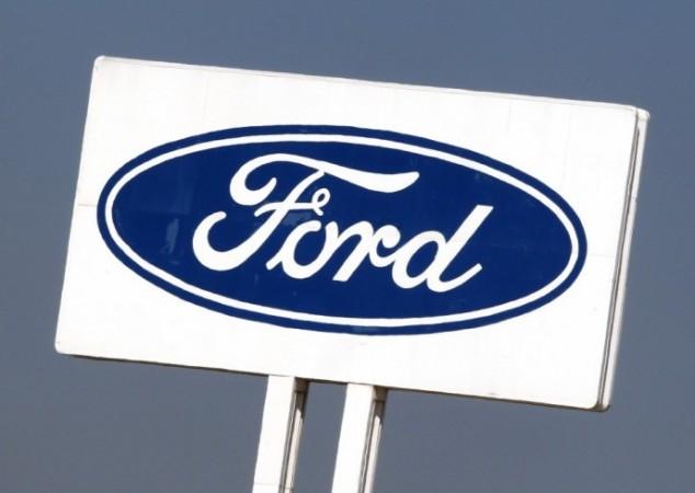 Ford Motor Co.'s Emblem