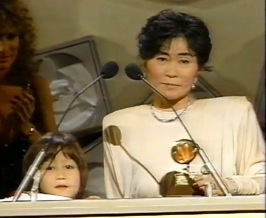 Yoko Ono, Sean