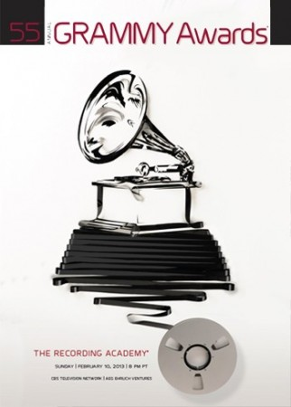 Grammy Awards Official Poster