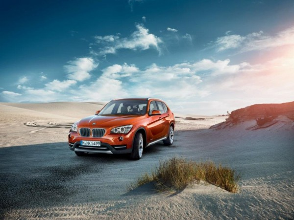 BMW's Face-Lifted X1 Launched