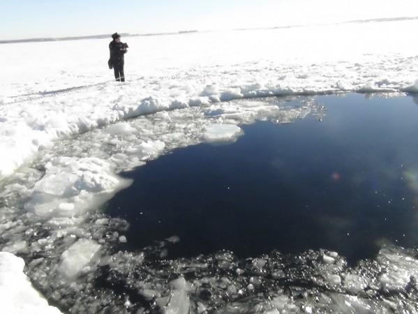 Hidden Volcanoes Melt West Antarctic Ice Sheet [Representational Image]