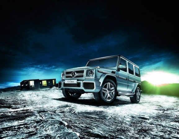 Mercedes-Benz's Most Expensive Car G63 AMG Comes to India at ₹ 1.46 crore