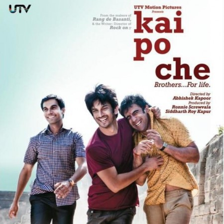 'Kai Po Che!' Collects ₹11.10 crore in  second weekend