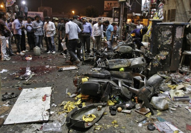Hyderabad Bomb Blast