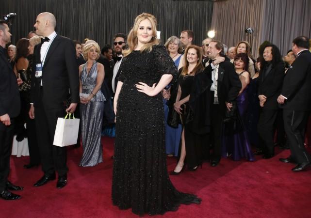 Adele wins Oscar Trophy for Best Original Song