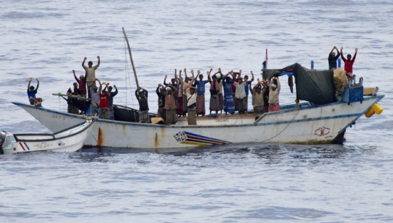 Somalian pirates have been  menace for sailors and fishermen