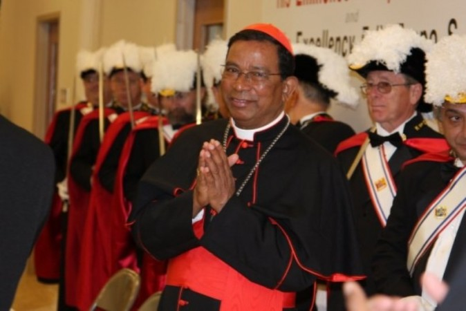 Cardinal Telesphore Toppo