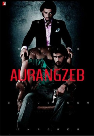 """First Look of Arjun Kapoor's Double Role Starrer """"Aurangzeb"""" Unveiled"""