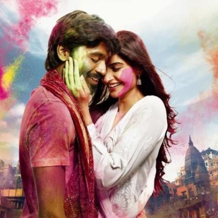Raanjhana poster