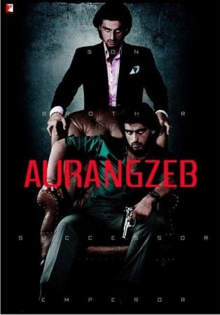 "Arjun Kapoor in ""Aurangzeb"""