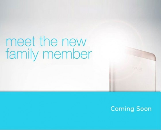 Asus India releases a teaser snapshot of allegedly of Fonepad with a tag 'meet the new family member'