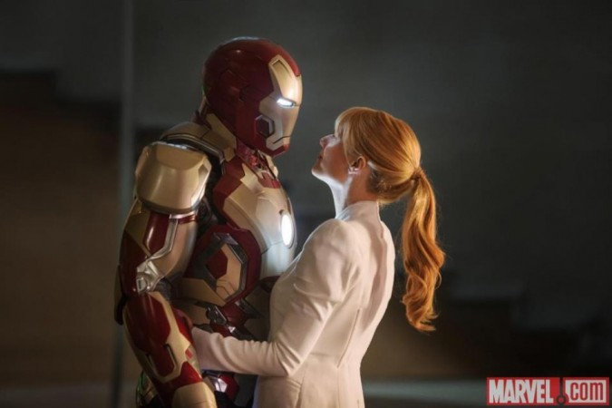 'Iron Man 3.'
