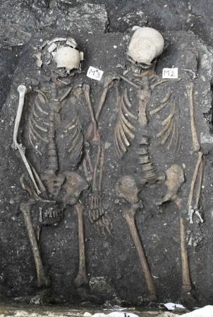 Skeletons (Credit: Reuters)