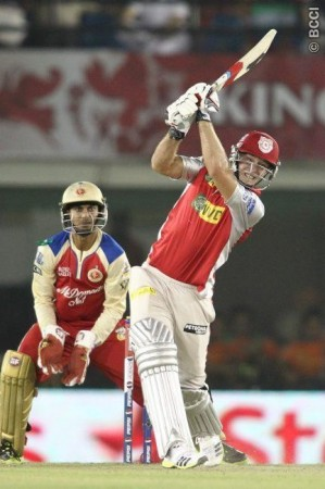 Kings XI David Miller