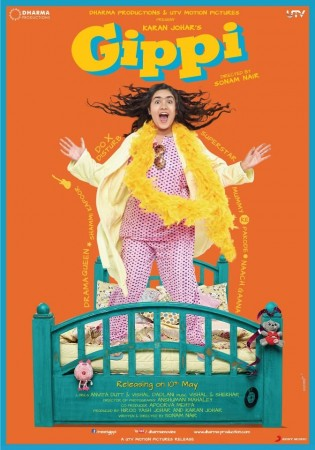 Theatrical Poster 'Gippi'
