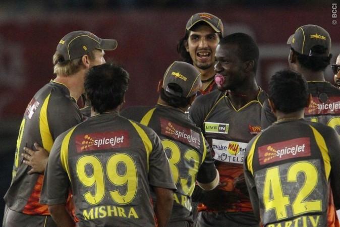 Sunrisers Hyderabad Darren Sammy