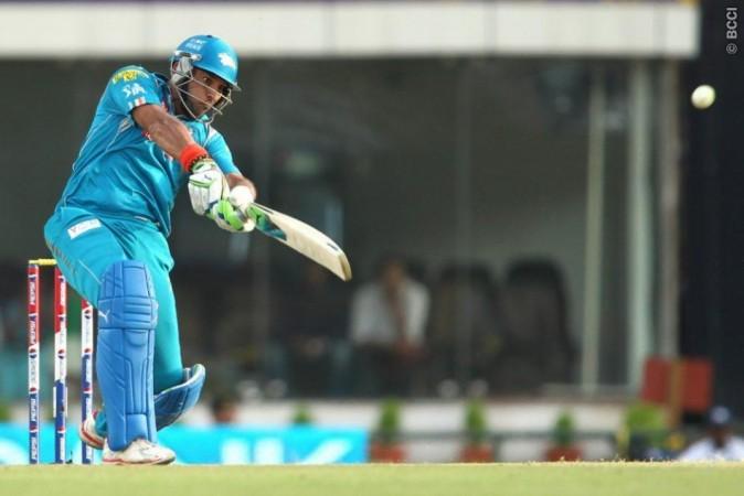 Pune Warriors Yuvraj Singh
