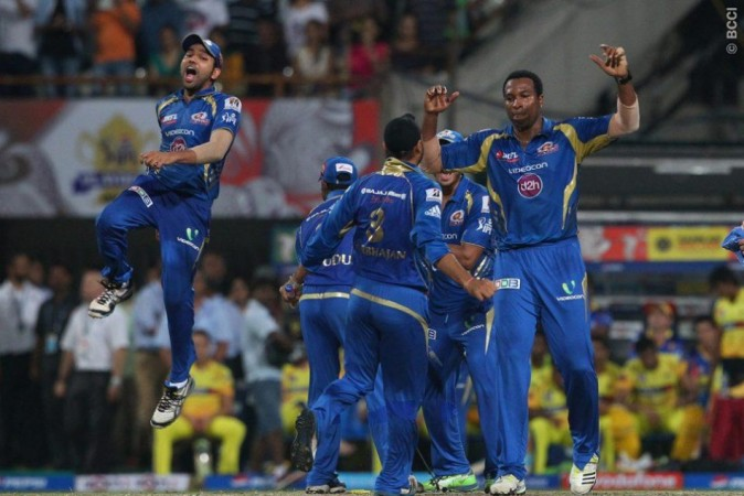 Mumbai Indians IPL 2013 Final