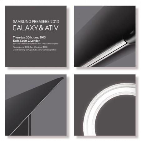 Samsung press invite