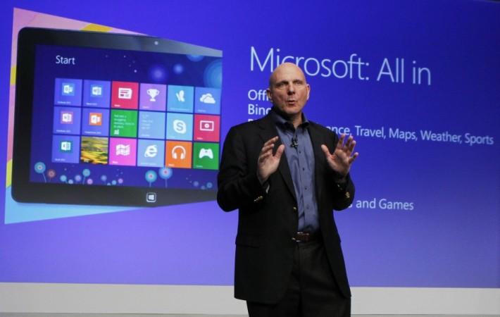 Windows 8.1 free update will have 'start button'.