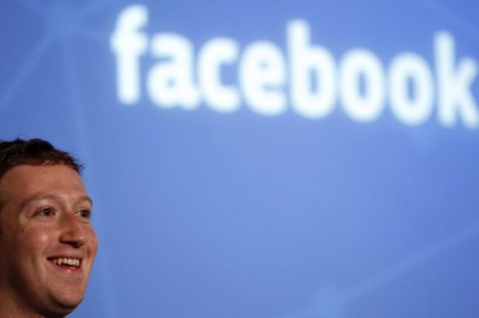 Facebook 2013 blue