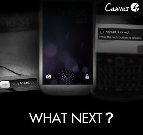 Micromax Canvas 4 Teaser Snapshot