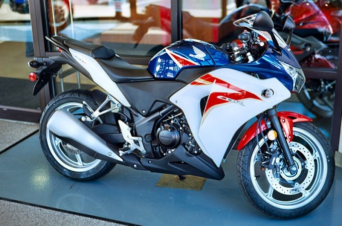 Honda Launches New CBR 250R Bike at ₹ 1.56 lakh