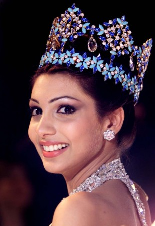 Former Miss World Yukta Mookhey