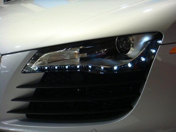 High-end brands already provide adaptive headlights