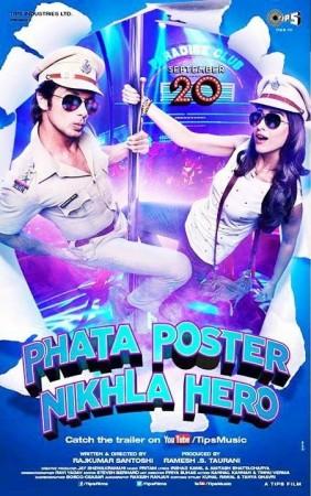 "'Phata Poster Nikla Hero""  Poster"