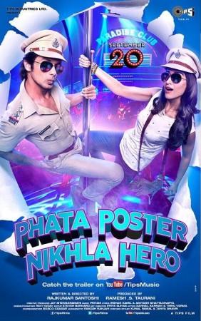 """""""Phata Poster Nikla Hero"""" (Credit: Twitter/Tips Films)"""
