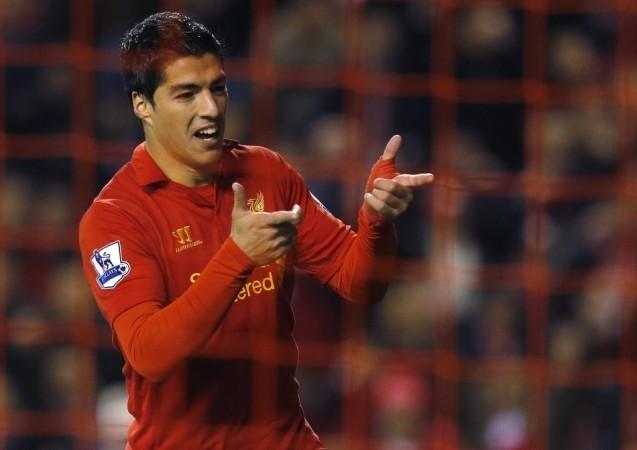 Luis Suarez. (Photo: Reuters)