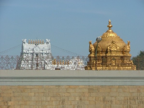 Representational Picture: Tirumala Temple in Andhra Pradesh
