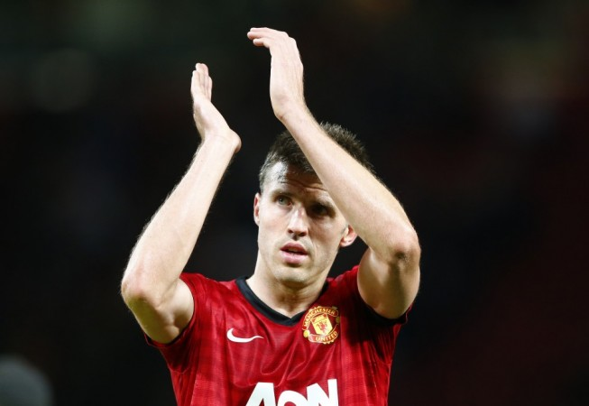 Michael Carrick says Rooney is part of the team. (Reuters)