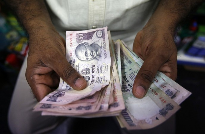 Indian Rupee currency