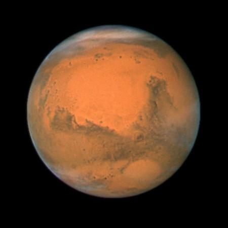 Planet Mars (NASA/UPI/Landov)