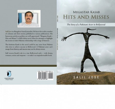 'Megastar Kasab – Hits and Misses: The Story of a Pakistani Actor in Bollywood'