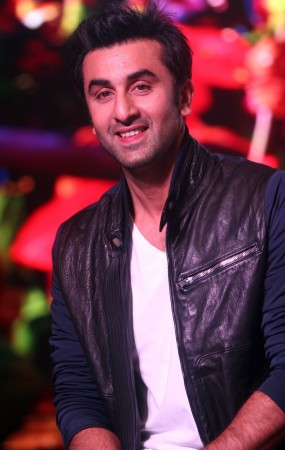 Ranbir Kapoor at Bersharam Song Launch (Varinder Chawla)