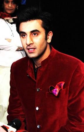 Ranbir Kapoor (photo: Varinder Chawla)