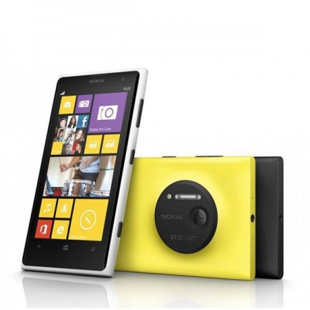 Nokia Lumia 1020: 41.0-Megapixel Camera Smartphone Up for Pre-order in India for ₹2,000
