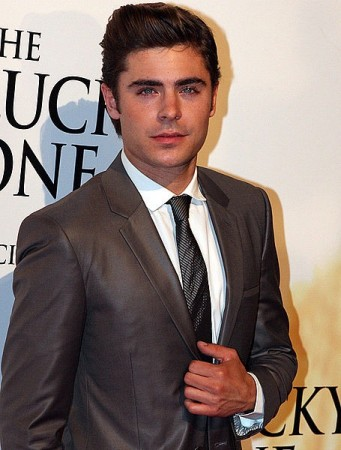 Zac Efron (Photo: WikiCommons/JasonHargrove)