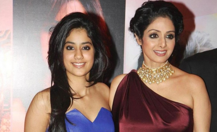 Sridevi's daughter Jhanvi Kapoor flaunts traditional and western looks in style
