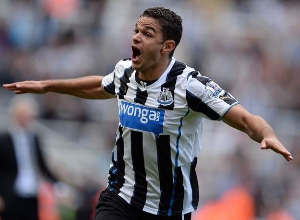 Hatem Ben Arfa Newcastle