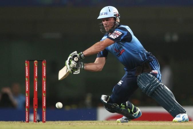 AB De Villiers Titans
