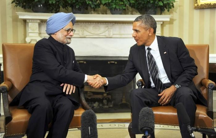 Manmohan Singh, Barack Obama