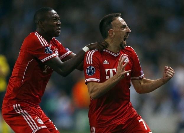Ribery Alaba Bayern